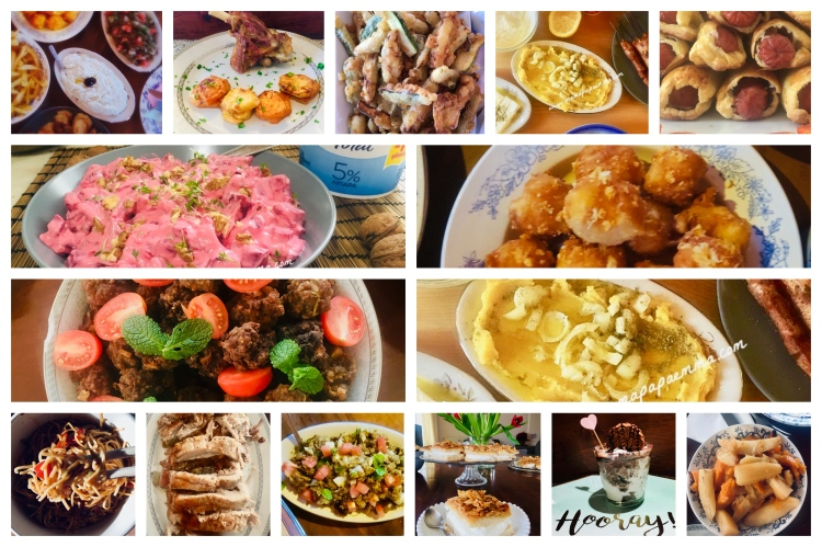 Rezepte für einen perfekten, griechischen Abend. – Küchentalk mit Lilli